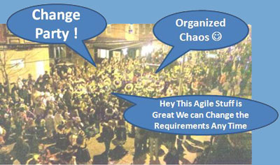 Agile Change Party