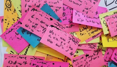 story stickies