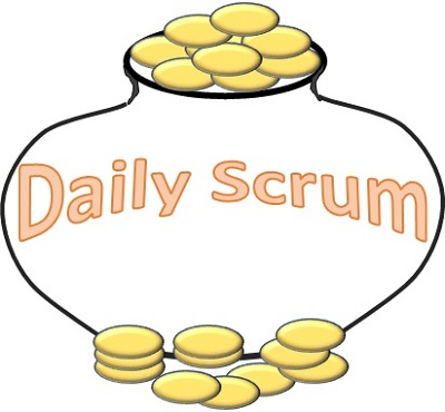 daily scrum gold